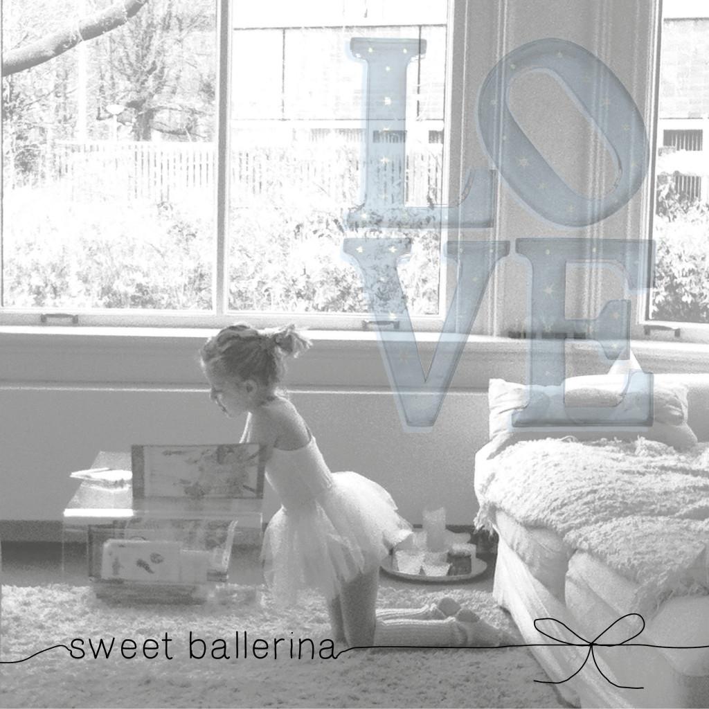 ballerina zw wit