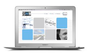 DSdeW website